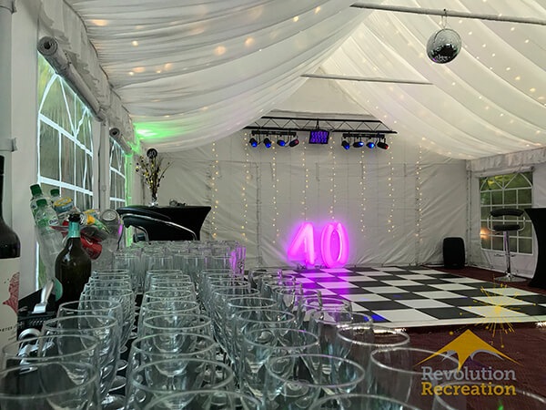 Party Tent Hire in Croydon